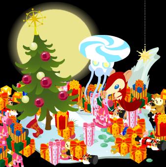 祝大家聖誕快樂~